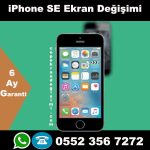 iPhone-SE-Ekran-Değişimi