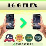 lg g flex ekran değişimi ve ekran tamiri fiyatı kadıköy cep dünyası
