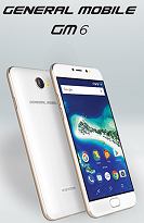 General Mobile GM6 Ekran Değişimi