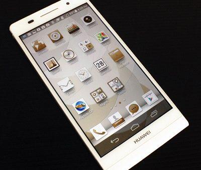 Huawei Ascend P6 Ekran Değişimi-Kadıköy