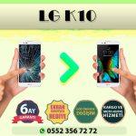 lg k10 ekran değişimi ve ekran tamiri fiyatı kadıköy cep dünyası