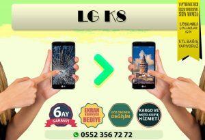 LG K8 Ekran Değişimi Fiyatı