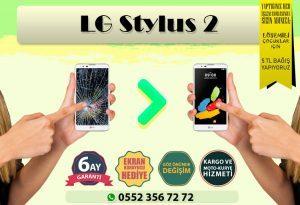 LG Stylus 2 Ekran Değişimi Fiyatı