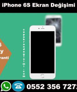 iPhone-6S-Ekran-Değişimi
