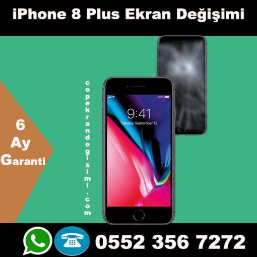 iPhone-8-Plus-Ekran-Değişimi