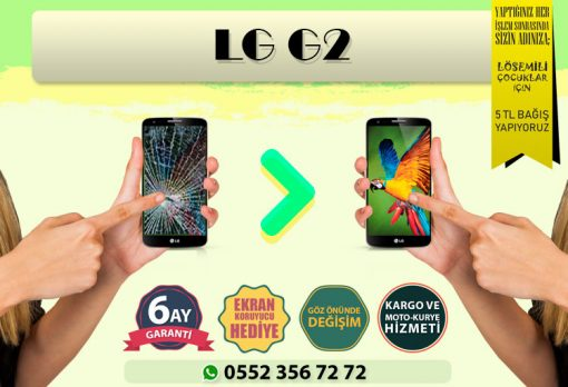 lg g2 ekran değişimi ve ekran tamiri fiyatı kadıköy cep dünyası