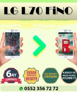 lg l70 fino ekran değişimi ve ekran tamiri fiyatı kadıköy cep dünyası